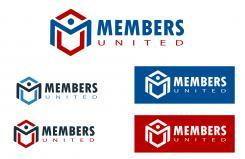 Logo design # 1126992 for MembersUnited contest