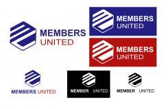 Logo design # 1127009 for MembersUnited contest
