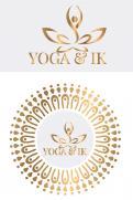 Logo # 1045397 voor Yoga & ik zoekt een logo waarin mensen zich herkennen en verbonden voelen wedstrijd