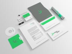 Logo & Corp. Design  # 504746 für Entwerfen Sie ein modernes+einzigartiges Logo und Corp. Design für Yoga Trainings Wettbewerb