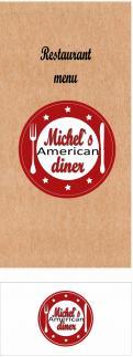 Logo & Huisstijl # 391473 voor Snackbar lunchroom amerikaanse jaren 50 en 60 stijl wedstrijd