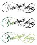 Logo & Corp. Design  # 504803 für Entwerfen Sie ein modernes+einzigartiges Logo und Corp. Design für Yoga Trainings Wettbewerb