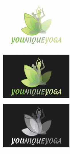 Logo & Corp. Design  # 504806 für Entwerfen Sie ein modernes+einzigartiges Logo und Corp. Design für Yoga Trainings Wettbewerb