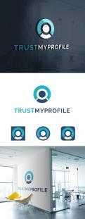 Logo & Corporate design  # 878518 für Logo / CI für blockchainbasierte Identitätverwaltung Wettbewerb