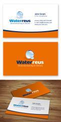 Logo & Huisstijl # 367671 voor Waterreus Directievoering & Advies wedstrijd