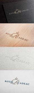 Logo & Huisstijl # 366975 voor Ontwerp logo voor nieuwe onderneming Royal Cadeau wedstrijd