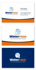 Logo & Huisstijl # 367656 voor Waterreus Directievoering & Advies wedstrijd