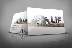 Logo & Huisstijl # 435745 voor LIF Living Industrial Furniture wedstrijd