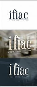 Logo & stationery # 642671 for New logo for IFIAC  accounting services contest