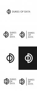 "Logo & Corp. Design  # 879413 für Design a new logo & CI for ""Dukes of Data GmbH Wettbewerb"