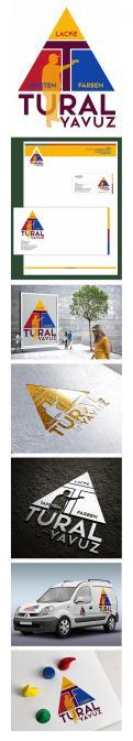 Logo & Corporate design  # 690263 für Maler und Lackierer Wettbewerb