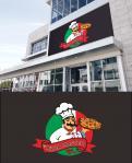 Logo # 1026983 voor logo voor the pizza masters gent wedstrijd
