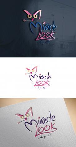 Logo  # 1093167 für junge Makeup Artistin benotigt kreatives Logo fur self branding Wettbewerb