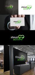Logo # 1116743 voor Ontwerp krachtige en duidelijke logo voor nieuw donatie crowdfunding platform wedstrijd