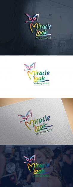 Logo  # 1093473 für junge Makeup Artistin benotigt kreatives Logo fur self branding Wettbewerb