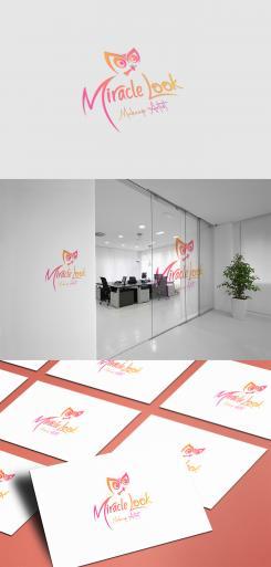 Logo  # 1094328 für junge Makeup Artistin benotigt kreatives Logo fur self branding Wettbewerb