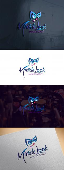 Logo  # 1093531 für junge Makeup Artistin benotigt kreatives Logo fur self branding Wettbewerb