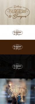 Logo # 1091348 voor Nieuw logo gezocht voor hamburger restaurant wedstrijd