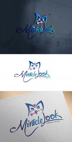 Logo  # 1093166 für junge Makeup Artistin benotigt kreatives Logo fur self branding Wettbewerb