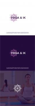 Logo # 1035334 voor Yoga & ik zoekt een logo waarin mensen zich herkennen en verbonden voelen wedstrijd