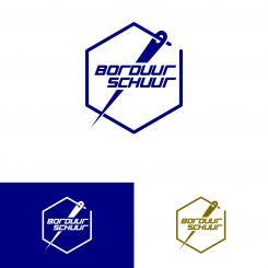 Logo # 1125918 voor Borduurschuur wedstrijd
