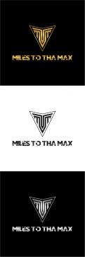 Logo design # 1178758 for Miles to tha MAX! contest