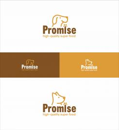 Logo design # 1193769 for promise dog and catfood logo contest