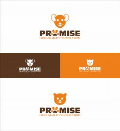 Logo design # 1193775 for promise dog and catfood logo contest