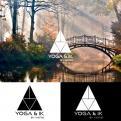 Logo # 1039541 voor Yoga & ik zoekt een logo waarin mensen zich herkennen en verbonden voelen wedstrijd