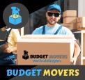 Logo # 1014981 voor Budget Movers wedstrijd