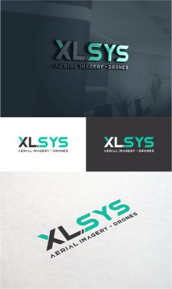 Logo design # 1208962 for Logo modification for an aerial drone imagery company  photos videos  contest