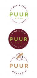 Logo # 977708 voor Logo voor vegan gebak en brood wedstrijd