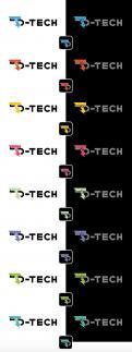 Logo # 1018540 voor D tech wedstrijd