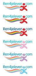 Logo # 412330 voor Ontwerp een sportief logo voor hardloop community ren4jeleven.com  wedstrijd