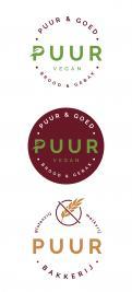 Logo # 977728 voor Logo voor vegan gebak en brood wedstrijd