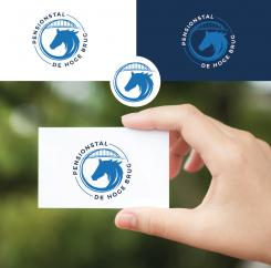 Logo # 1202049 voor Logo voor pensionstal wedstrijd