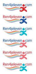 Logo # 412447 voor Ontwerp een sportief logo voor hardloop community ren4jeleven.com  wedstrijd