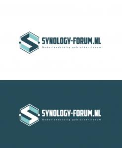 Designs by Y-graphic design - New logo for Synology-Forum nl