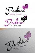 Logo # 416183 voor Dashica Beautyshop.nl wedstrijd
