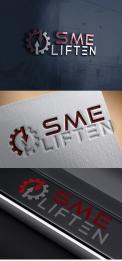 Logo # 1076525 voor Ontwerp een fris  eenvoudig en modern logo voor ons liftenbedrijf SME Liften wedstrijd