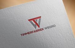 Logo design # 1240275 for Logo for 'Timmerfabriek Wegro' contest