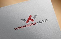 Logo design # 1240278 for Logo for 'Timmerfabriek Wegro' contest