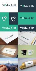 Logo # 1046026 voor Yoga & ik zoekt een logo waarin mensen zich herkennen en verbonden voelen wedstrijd