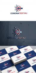 Logo # 1112140 voor logo Coronatest nu wedstrijd