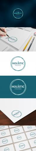 Logo design # 1130505 for LOGO for my company 'HOLISTIC FINANCE'     contest