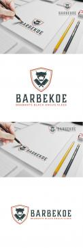 Logo # 1189199 voor Een logo voor een bedrijf dat black angus  barbecue  vleespakketten gaat verkopen wedstrijd
