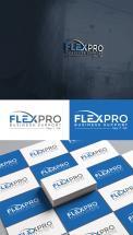 Logo # 1103838 voor Modern logo voor flexibele bedrijfsondersteunende dienst  wedstrijd