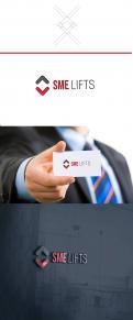 Logo # 1076583 voor Ontwerp een fris  eenvoudig en modern logo voor ons liftenbedrijf SME Liften wedstrijd