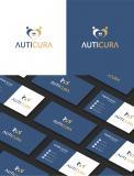 Logo # 1014790 voor LOGO VZW AUTICURA  want mensen met autisme liggen ons nauw aan het hart! wedstrijd