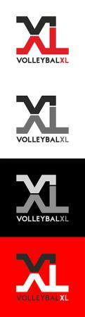 Logo # 1003420 voor Volleybalxl wedstrijd